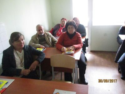 """Проект, финансиран по програма """"Еразъм плюс"""" – успешно начало на новата учебна година за Ученическо общежитие Ловеч - Изображение 7"""