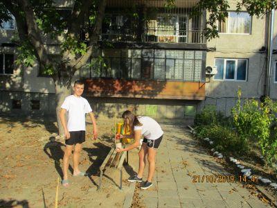 За общежитието с любов! Новия проект на младежите в ЦПЛР Ученическо общежитие Ловеч  - Изображение 1