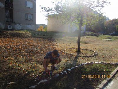 За общежитието с любов! Новия проект на младежите в ЦПЛР Ученическо общежитие Ловеч  - Изображение 6
