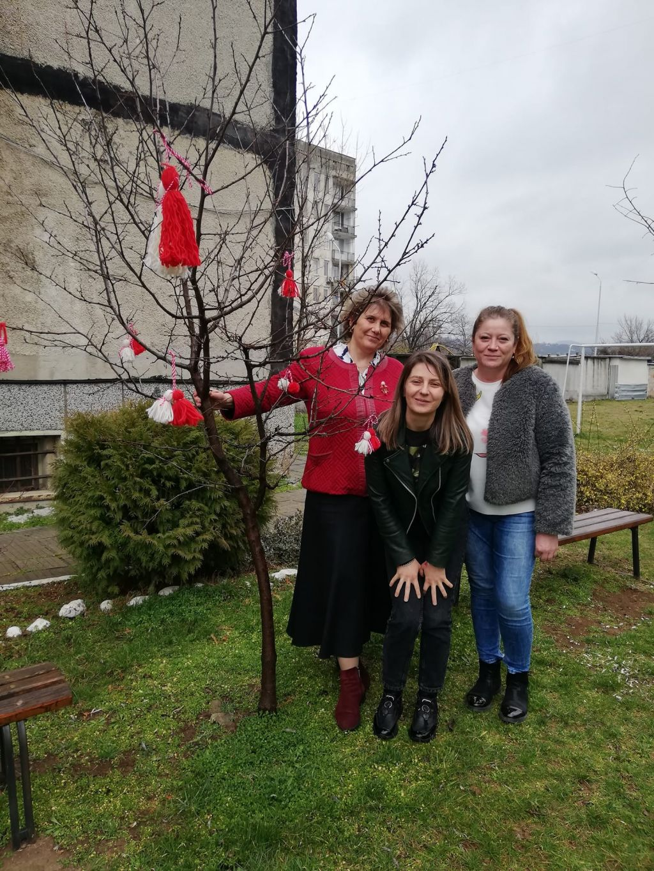 Да запазим и продължим уникалната българска традиция – окичването с  мартенички на ПЪРВИ МАРТ! - голяма снимка
